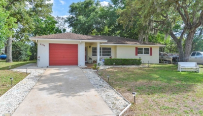 5516 Newmark St Spring Hill FL 34606 – 2 Bed / 2 Bath – $139,900 3D Model