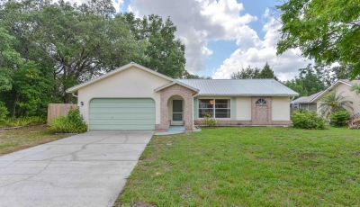 11384 Terrell Rd Spring Hill FL 34608- 2 Bed / 2 Bath – $124,900 3D Model