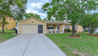 2170 Pinta Ave Spring Hill FL 34609 – 2 Bed / 2 Bath – $129,900 3D Model