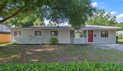 3709 W Oklahoma Ave Tampa FL 33611 – 4 Bed / 2 Bath – $339,900 3D Model