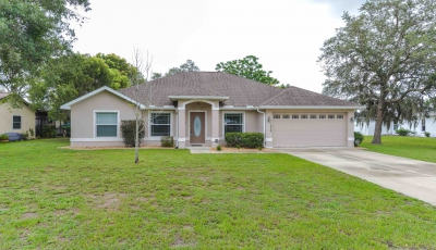 1020 Godfrey Ave Spring Hill FL 34609 – 4 Bed / 2 Bath – $209,900 3D Model