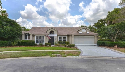 10296 Windsor Ct Spring Hill FL 34608 – 3 Bed / 2 Bath – $285,000 3D Model