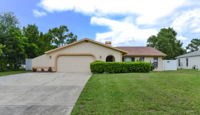 10429 Ireland St Spring Hill FL 34608 – 3 Bed / 2 Bath – $185,000 3D Model