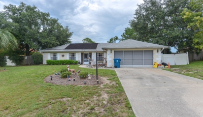 12377 Seagate St Spring Hill FL 34609 – 2 Bed / 2 Baths – $159,900 3D Model