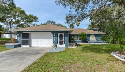 1435 Cornell Ave Spring Hill FL 34609 – 3 Bed / 2 Bath – $210,000 3D Model