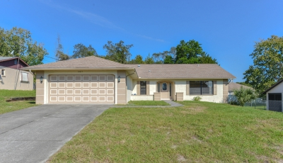 10457 Laval St Spring Hill FL 34608 – 3 Bed / 2 Bath – $165,000 3D Model