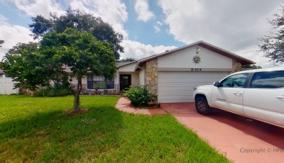 8414 Spring Hill Dr Spring Hill FL 34608 – 2 Bed / 2 Bath – $145,000 3D Model