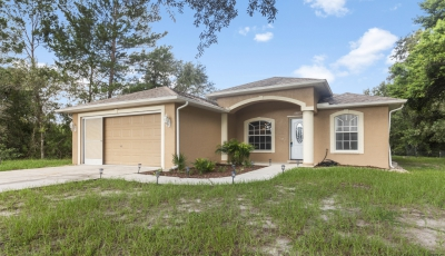 4215 Parkhurst Ln Spring Hill FL 34608 – 3 Bed / 2 Bath – $189,900 3D Model