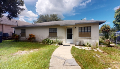 1012 N Madison Ave Clearwater FL 33755 – 3 Bed / 2 Bath $132,000 3D Model