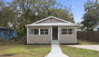 326 Duke St Brooksville FL 34601 – 3 Bed / 1 Bath – $85,000 3D Model