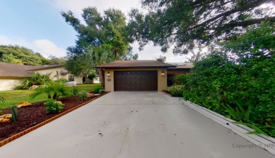 8211 River Country Dr Weeki Wachee FL 34607 – 3 Bed / 2 Bath – $358,000 3D Model