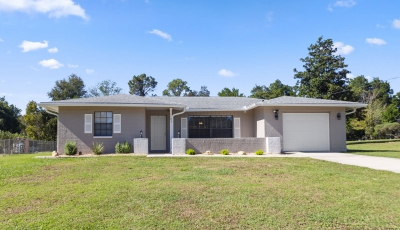 1195 Glowood Ave Spring Hill FL 34609 – 2 Bed / 2 Bath – $224,900 3D Model