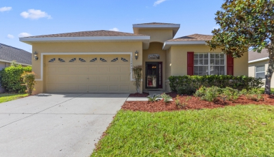 13249 Mandalay Pl Spring Hill FL 34609 – 3 Bed / 2 Bath – $185,000 3D Model