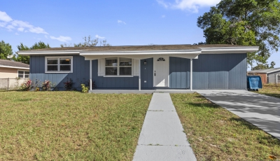 9275 Chase St Spring Hill FL 34606 – 3 Bed / 1 Bath – $125,000 3D Model