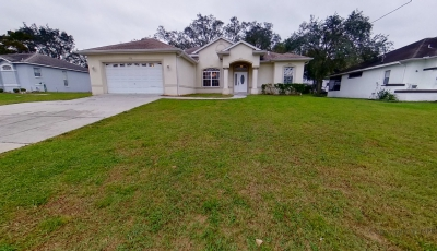 10122 Spring Hill Dr Spring Hill FL 34608 – 3 Bed / 2 Bath – $199,000 3D Model