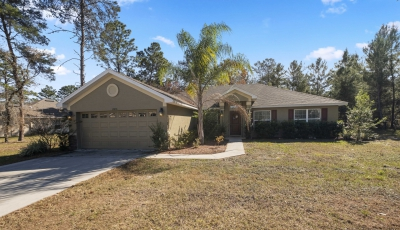 13036 Sigmund St Spring Hill FL 34609 – 3 Bed / 2 Bath – $249,900 3D Model