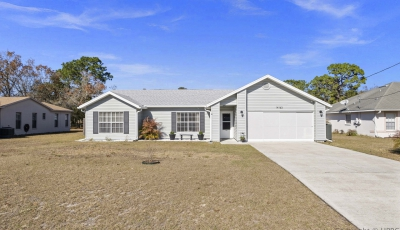 14163 Dolphin St Spring Hill FL 34609 – 3 Bed / 2 Bath – $235,000 3D Model