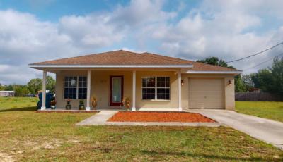 16125 Pensacola St Brooksville FL 34604 – 3 Bed / 2 Bath – $159,999 3D Model