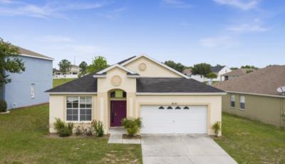 8531 Pinetop Ridge Lane Brooksville FL 34613 – 4 Bed / 2 Bath – $205,000 3D Model
