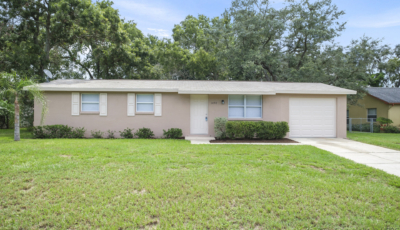 1450 Greenview Ave Spring Hill FL 34606 – 3 Bed / 1 Bath – $165,000 3D Model
