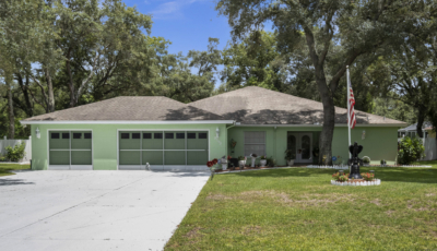 9395 Belvedere St Spring Hill FL 34608 – 3 Bed / 2 Bath – $375,000 3D Model