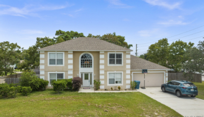 2254 Marble Ave Spring Hill FL 34609 – 4 Bed / 2.5 Bath – $300,000 3D Model
