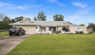 15213 Woodcrest Rd Brooksville FL 34604 – 3 Bed / 2 Bath – $380,000 3D Model