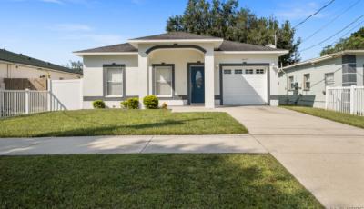 3037 W Leroy St Tampa FL 33607 – 3 Bed / 2 Bath – $399,900 3D Model