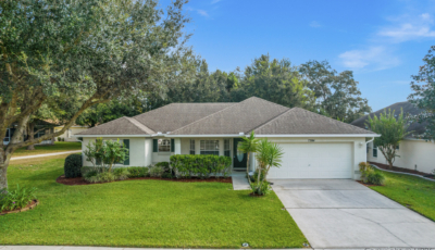 7304 Sherman Hills Blvd Brooksville FL 34602 – 3 Bed / 2 Bath – $265,000 3D Model