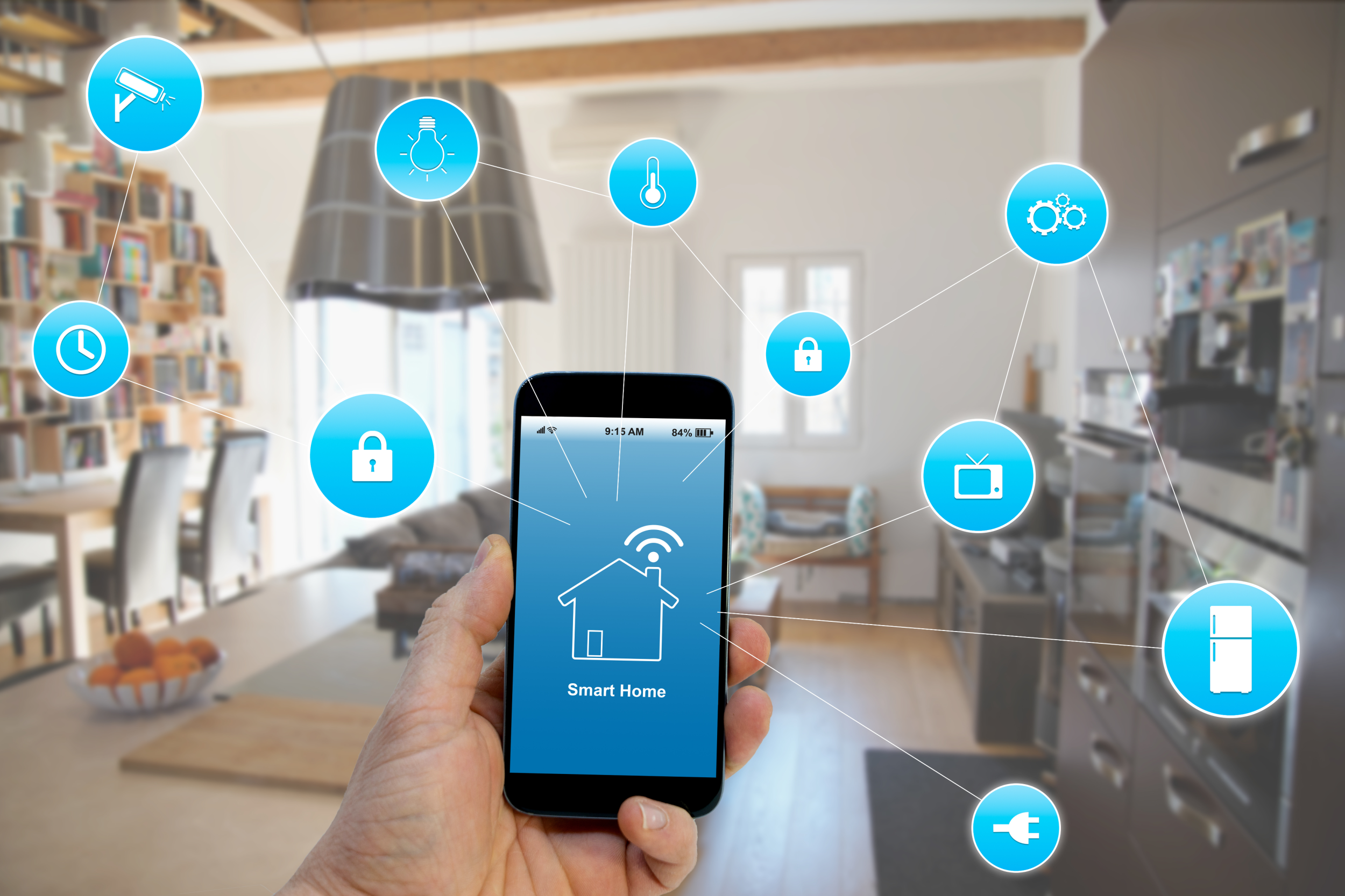 smart home devices for disabled
