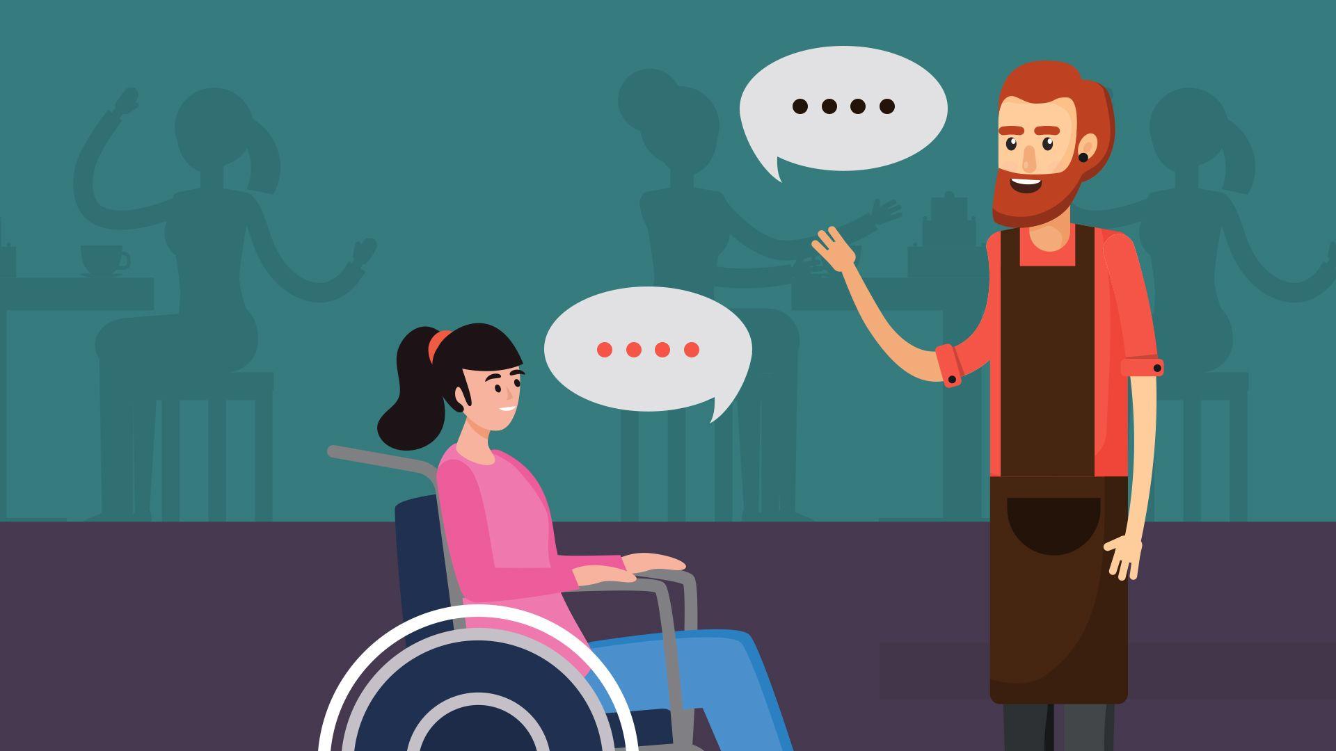 Disability Etiquette Training