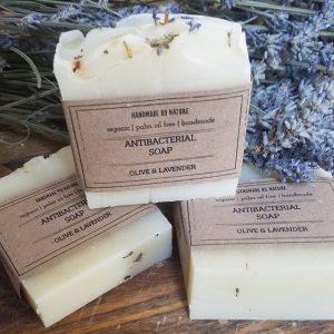 Antibacterial Olive Lavender Soap