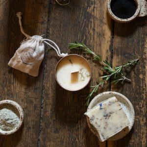 Herbarium Stress Reducing & Energising Candle