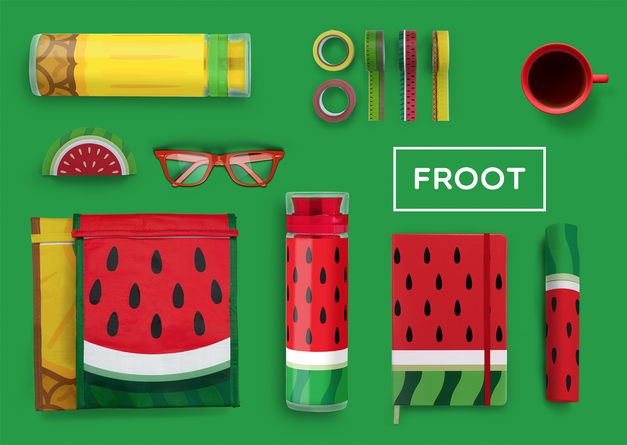 About Mustard Froot Collection