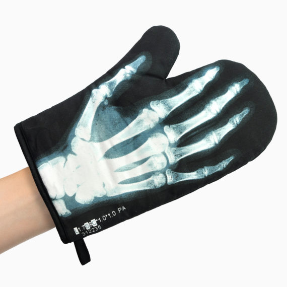 X-ray Oven Glove