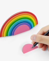 Rainbow Sticky Notes 1