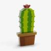 Cactus Sticky Notes