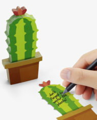 Cactus Sticky Notes 3