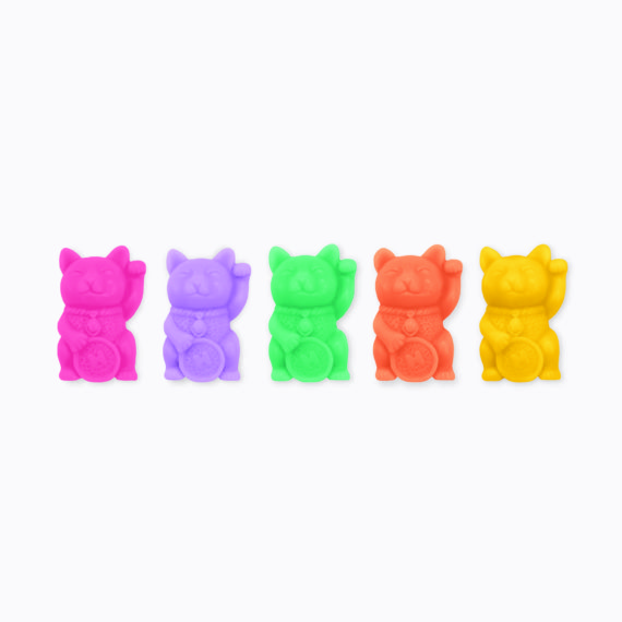 Lucky Cat Magnets