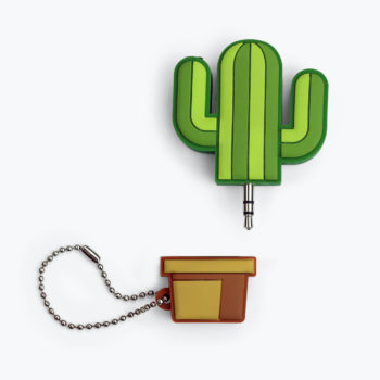 Cactus Audio Splitter from www.justmustard.com