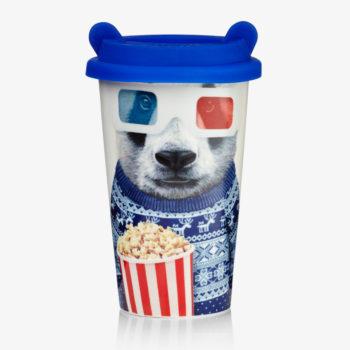 Coffee Crew Panda Mug