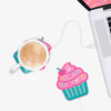 Freshly Baked Cupcake USB Cup Warmers
