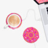 Freshly Baked Donut USB Cup Warmers