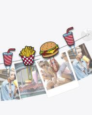 Clipit – Fast Food 2