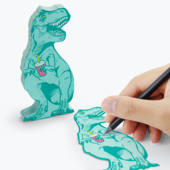 T-Rex Sticky Notes