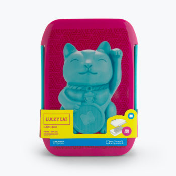 Lucky Cat Lunch Box