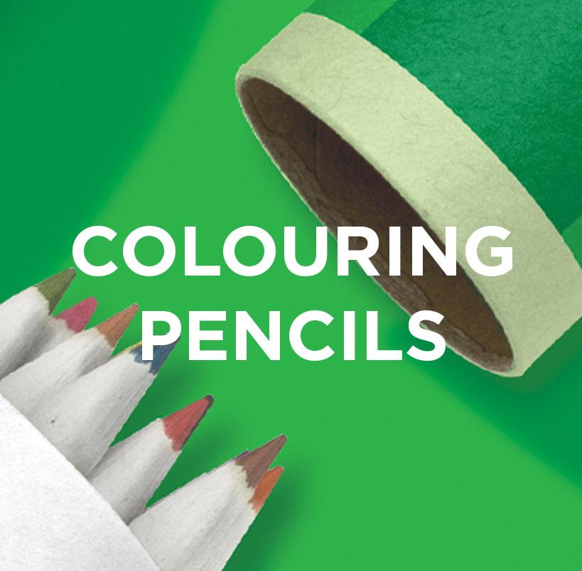 Buy colouring pencils from justmustard.com