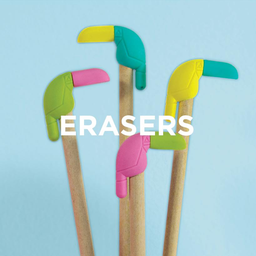 buy erasers from justmustard.com