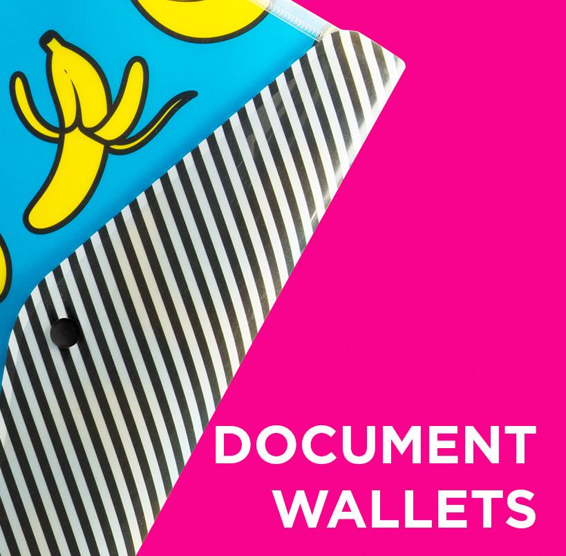 Buy document wallets from justmustard.com