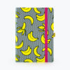 Banana Notebook from www.justmustard.com